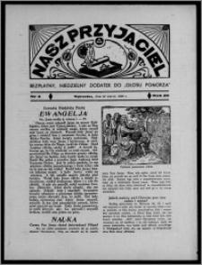 """Nasz Przyjaciel : bezpłatny, niedzielny dodatek do """"Głosu Pomorza"""" 1938.03.27, R. 20[!], nr 4"""