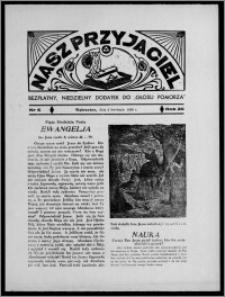 """Nasz Przyjaciel : bezpłatny, niedzielny dodatek do """"Głosu Pomorza"""" 1938.04.03, R. 20[!], nr 5"""
