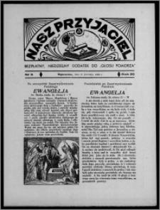 """Nasz Przyjaciel : bezpłatny, niedzielny dodatek do """"Głosu Pomorza"""" 1938.04.17, R. 20[!], nr 5 [i.e. 7]"""