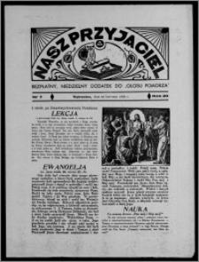"""Nasz Przyjaciel : bezpłatny, niedzielny dodatek do """"Głosu Pomorza"""" 1938.04.24, R. 20[!], nr 7 [i.e. 8]"""