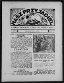 """Nasz Przyjaciel : bezpłatny, niedzielny dodatek do """"Głosu Pomorza"""" 1938.05.15, R. 20[!], nr 10 [i.e. 11]"""