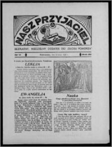 """Nasz Przyjaciel : bezpłatny, niedzielny dodatek do """"Głosu Pomorza"""" 1938.05.22, R. 20[!], nr 11 [i.e. 12]"""