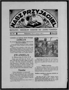 """Nasz Przyjaciel : bezpłatny, niedzielny dodatek do """"Głosu Pomorza"""" 1938.06.12, R. 20[!], nr 14 [i.e. 15]"""