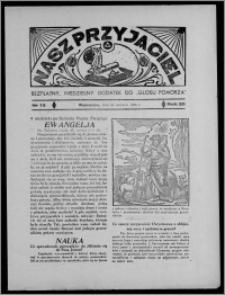 """Nasz Przyjaciel : bezpłatny, niedzielny dodatek do """"Głosu Pomorza"""" 1938.06.26, R. 20[!], nr 16 [i.e. 17]"""