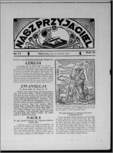 Nasz Przyjaciel 1939.04.23, R. 21, nr 17