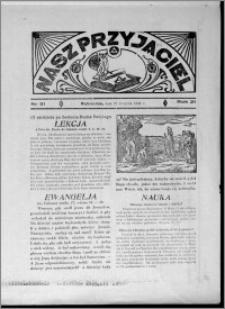 Nasz Przyjaciel 1939.08.27, R. 21, nr 31