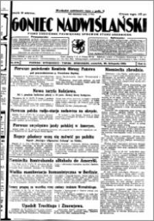 Goniec Nadwiślański 1926.11.25, R. 2 nr 272