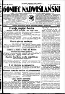 Goniec Nadwiślański 1926.12.04, R. 2 nr 280