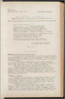 Wiadomości Polskie 1944.05.03, R. 5 nr 18 (187)