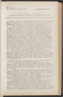 Wiadomości Polskie 1944.05.11, R. 5 nr 19 (188)