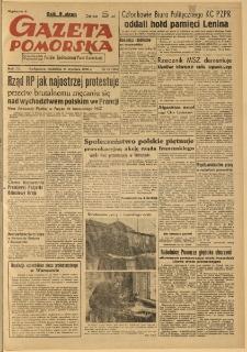 Gazeta Pomorska, 1950.01.15, R.3, nr 15