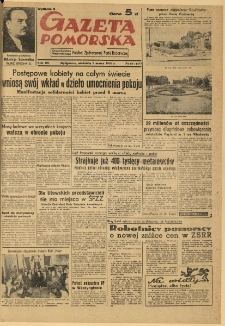 Gazeta Pomorska, 1950.03.05, R.3, nr 64