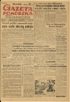 Gazeta Pomorska, 1950.03.07, R.3, nr 66