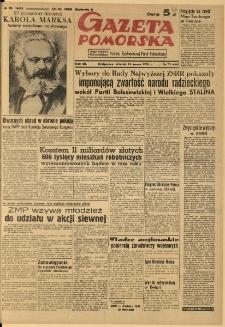 Gazeta Pomorska, 1950.03.14, R.3, nr 73