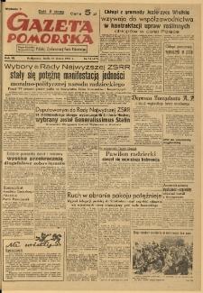 Gazeta Pomorska, 1950.03.15, R.3, nr 74