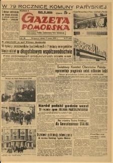 Gazeta Pomorska, 1950.03.18, R.3, nr 77