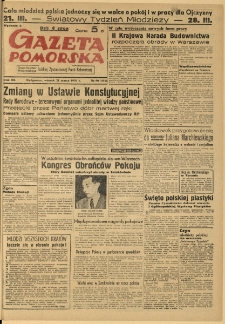 Gazeta Pomorska, 1950.03.21, R.3, nr 80