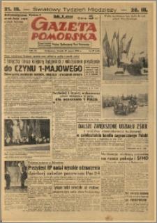 Gazeta Pomorska, 1950.03.28, R.3, nr 87