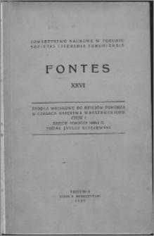 Zajęcie Pomorza 1806/7 r.