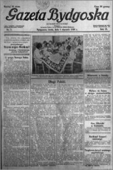Gazeta Bydgoska 1930.01.01 R.9 nr 1