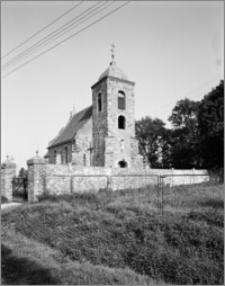 Biskupice. Kościół pw. św. Marii Magdaleny