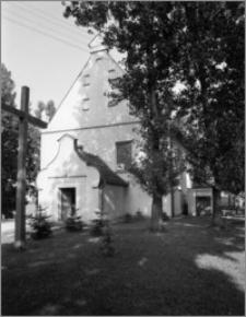 Górsk. Kościół pw. Podwyższenia Krzyża Świętego