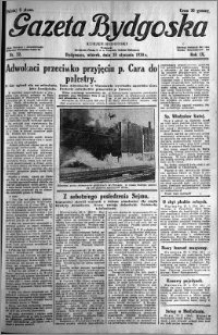 Gazeta Bydgoska 1930.01.28 R.9 nr 22