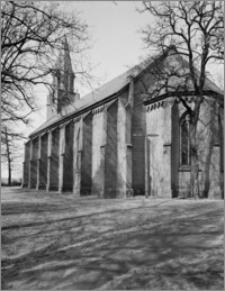 Kawki. Kościół pw. św. Antoniego Padewskiego