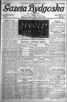 Gazeta Bydgoska 1930.02.02 R.9 nr 27