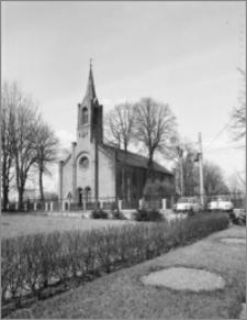 Książki. Kościół pw. świętej Trójcy
