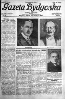Gazeta Bydgoska 1930.02.09 R.9 nr 33