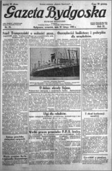 Gazeta Bydgoska 1930.02.13 R.9 nr 36
