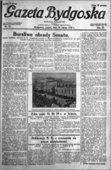 Gazeta Bydgoska 1930.02.14 R.9 nr 37
