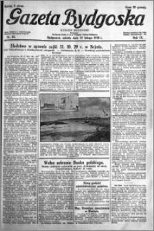 Gazeta Bydgoska 1930.02.15 R.9 nr 38