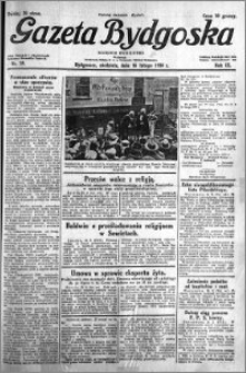 Gazeta Bydgoska 1930.02.16 R.9 nr 39