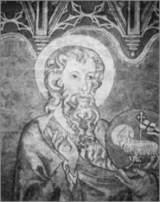 Toruń – Katedra św. Janów [malowidła w prezbiterium]
