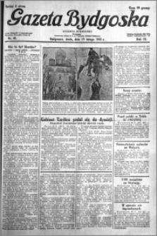 Gazeta Bydgoska 1930.02.19 R.9 nr 41