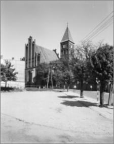 Nowe nad Wisłą. Kościół pw. św Maksymiliana Kolbe