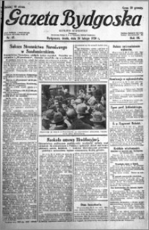 Gazeta Bydgoska 1930.02.26 R.9 nr 47