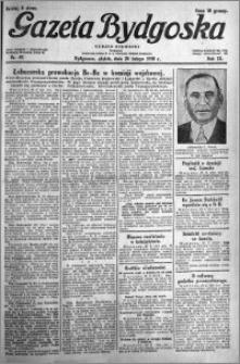 Gazeta Bydgoska 1930.02.28 R.9 nr 49