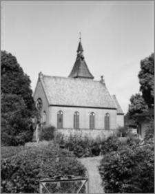 Swarożyn (woj. pomorskie). Kościół parafialny św. Andrzeja Boboli