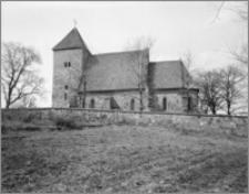 Przeczno. Kościół pw. Podwyższenia Krzyża Świętego