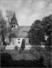 Działdowo – Kościół parafialny pw. św. Wojciecha