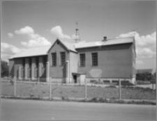 Sucha Beskidzka (woj. małopolskie). Kościół Nawiedzenia Najświętszej Marii Panny