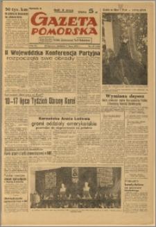 Gazeta Pomorska, 1950.07.09, R.3, nr 187