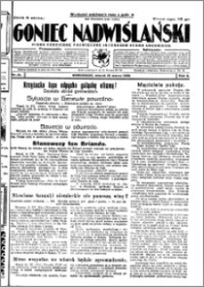 Goniec Nadwiślański 1926.03.16, R. 2 nr 61