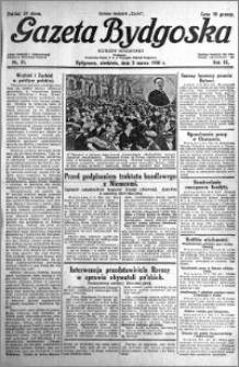 Gazeta Bydgoska 1930.03.02 R.9 nr 51