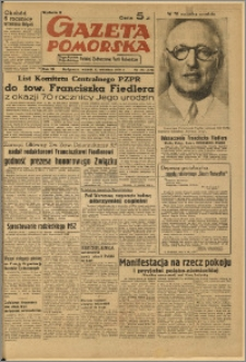 Gazeta Pomorska, 1950.09.12, R.3, nr 251