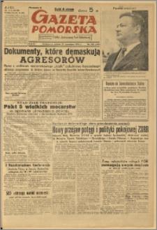 Gazeta Pomorska, 1950.09.22, R.3, nr 261