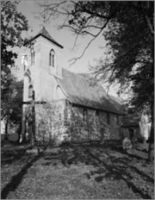 Szczuka. Kościół św. Fabiana i św. Sebastiana